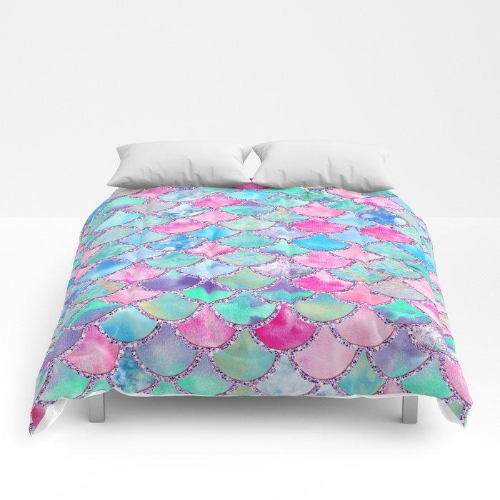 Water Color Bedding Set