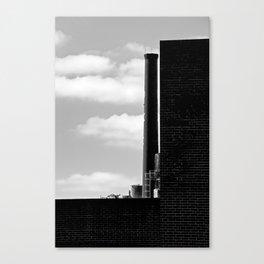 Industrial Grunge 21 Canvas Print