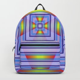 *Blue Heavens Doorway* Backpack