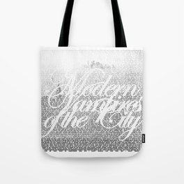 Modern Vampires of the City Tote Bag