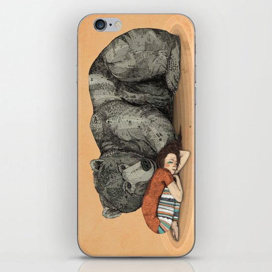 Huntress iPhone Skin