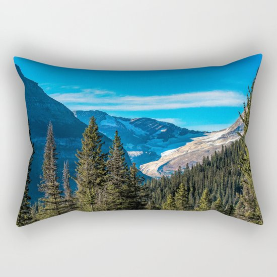 Wonders of the Wild Rectangular Pillow