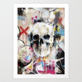 Skull Kunstdrucke