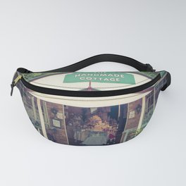 The Handmade Cottage Fanny Pack