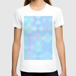 Soft Blue Lace T-shirt