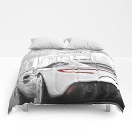 Aston Martins deluxe Comforters