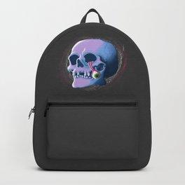Colourful Skull Backpack