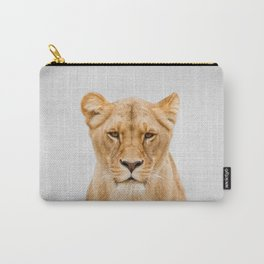 Lioness - Colorful Carry-All Pouch