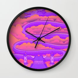Other World Wall Clock