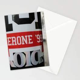 Herone '999   London Stickers Stationery Cards