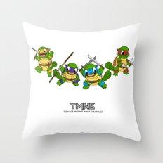 TMNS Throw Pillow