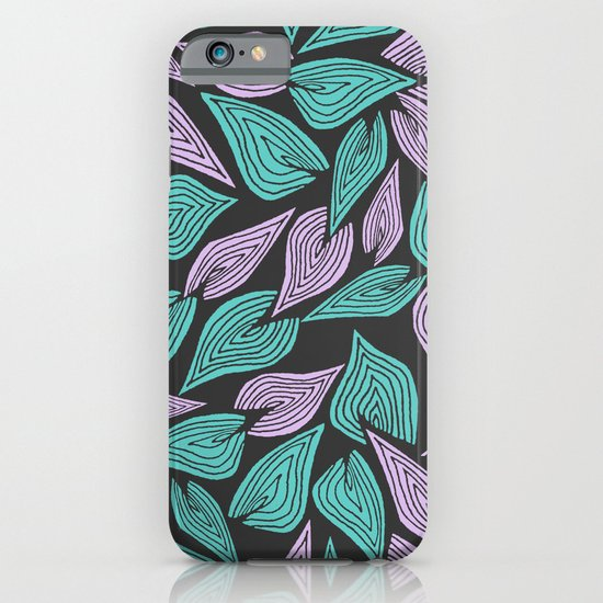 Winter Wind iPhone & iPod Case