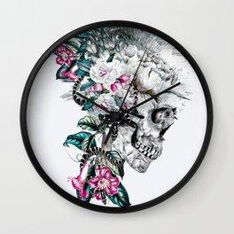 Momento Mori Rev V Wall Clock