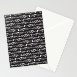 Fleur De Crâne Stationery Cards