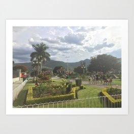 Oaxaca Kunstdrucke