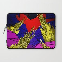 AUTOMATIC WORM 6 Laptop Sleeve