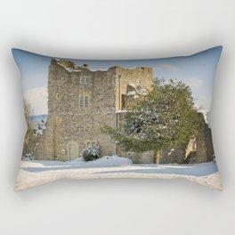 Rochester Kent England Rectangular Pillow
