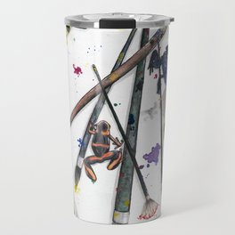 Dart Frogs Travel Mug