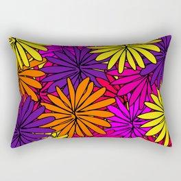Flower Fun Rectangular Pillow