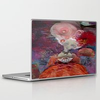 marie antoinette Laptop & iPad Skins featuring Marie Antoinette by inara77