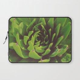 Seaside Succulent Laptop Sleeve