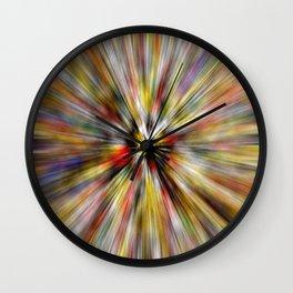 Square Dice Wall Clock