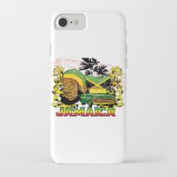 jamaica iPhone & iPod Cases featuring Jamaica by Tshirt-Factory