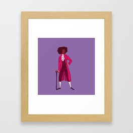 Meet Thomas Framed Art Print