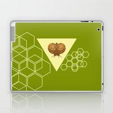 Geometric Snail Laptop & iPad Skin