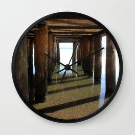 Bolsena Lake Wall Clock