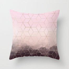 Illustrious harmony Throw Pillow