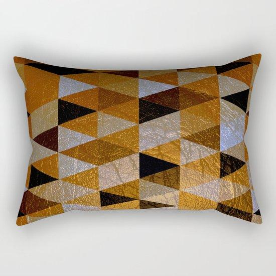 Abstract #362 Rectangular Pillow