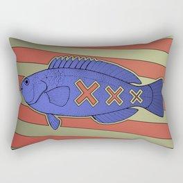 Ex-Animus Rectangular Pillow