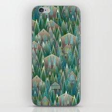 wildwood iPhone & iPod Skin