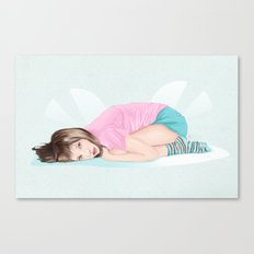 I need to cuddle Canvas Print