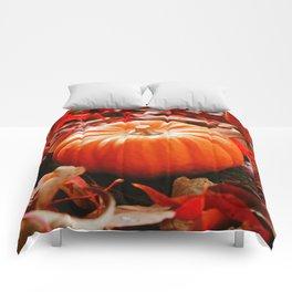 Samhain pumpkin Comforters