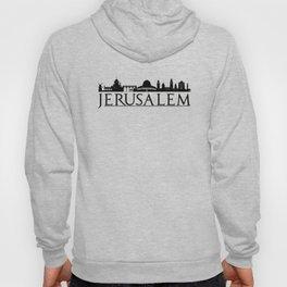 Jerusalem Israel Middle East Love Travel Hoody