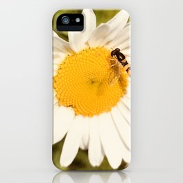 Shoo, Hoverfly, Don't Bother Me iPhone Case