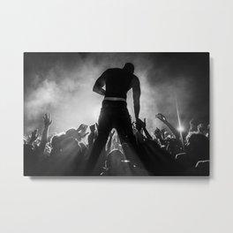 Akon Metal Print