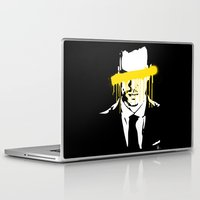 moriarty Laptop & iPad Skins featuring Moriarty by tillieke