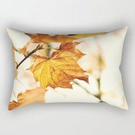 A Fall Like This Rectangular Pillow