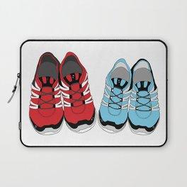 Sporty Shoe Love Laptop Sleeve