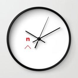 Good Girls Love Band Boys Music Geek Lover T-Shirt Wall Clock