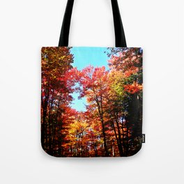 Fall Forest Delight Tote Bag