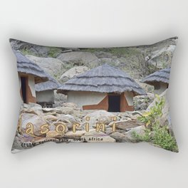 Masorini, Kruger Park Rectangular Pillow