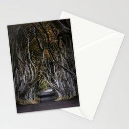 Dark Hedges Alley Stationery Cards