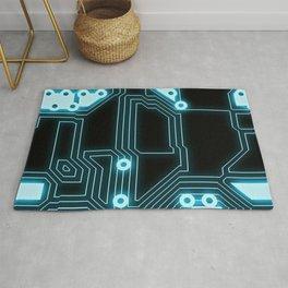 Circuit Pattern Rug