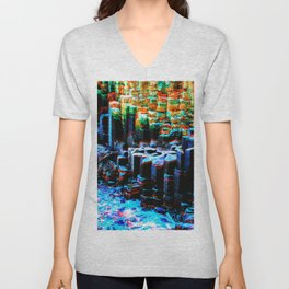 Giant's Causeway Unisex V-Neck