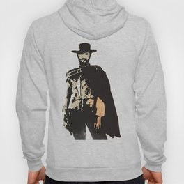 """""""The Man With No Name"""" is a Badass Hoody"""