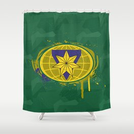 GMM Shower Curtain